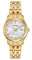 Citizen Eco-Drive Diamond Gold-Tone Womens Watch