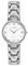 Citizen Eco-Drive Diamond Silver-Tone Womens Watch