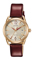 Citizen Eco-Drive LTR Rose Gold-Tone Womens Watch