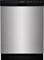 """Frigidaire 24"""" Silver Mist Built-In Dishwasher"""