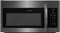 Frigidaire Black Stainless Steel Over-The-Range Microwave
