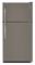 GE Slate Top-Freezer Refrigerator