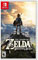 Nintendo Switch The Legend Of Zelda: Breath Of The Wild Video Game