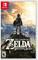 Nintendo Switch The Legend Of Zelda: Breath Of The Wild Video Game