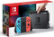 Nintendo Switch With Neon Blue And Neon Red Joy-Con Gaming Console