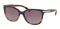 Coach L109 Tag Temple Cat Eye Womens Sunglasses