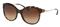 Coach L1610 Tea Rose Cat Eye Womens Sunglasses
