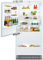 "Liebherr 36"" Panel Ready Built-In Bottom Freezer Refrigerator"