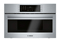 "Bosch 800 Series 30"" Stainless Steel Convection Speed Built-In Microwave Oven"
