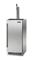 """Perlick Signature Series 15"""" Solid Stainless Steel Door Right Hinged Indoor Beer Dispenser"""