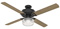 "Hunter Brunswick 60"" Natural Iron Ceiling Fan"