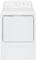 GE Hotpoint White Gas Dryer