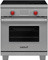 "Wolf 30"" Professional Stainless Steel Induction Range"