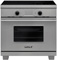 "Wolf 36"" Transitional Stainless Steel Induction Range"