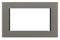 "GE Slate 30"" Built-In Microwave Oven Trim Kit"