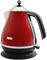 DeLonghi Red Icona Water Kettle