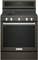 "KitchenAid 30"" Black Stainless Steel Freestanding Gas Range"