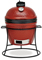 "Kamado Joe 13.5"" Joe Jr. Red Ceramic Grill"