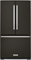 KitchenAid Black Stainless Steel French Door Refrigerator