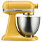 KitchenAid Artisan Mini Orange Sorbet 3.5 Quart Stand Mixer