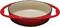 Le Creuset 2 Quart Cerise Heritage Tart Tatin Dish