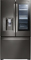 LG Black Stainless Steel Counter Depth French Door Refrigerator