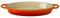 Le Creuset 2.25 Quart Flame Oval Baker