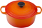 Le Creuset 4.5 Quart Flame Round Dutch Oven