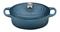 Le Creuset Signature 6.75 Quart Marine Oval Dutch Oven