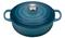 Le Creuset Signature 6.75 Quart Marine Round Wide Dutch Oven