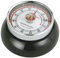 Zassenhaus Black Retro Kitchen Timer