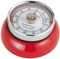 Zassenhaus Red Retro Kitchen Timer