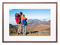 "Memento Auburn Smart Frame 35"" 4K Digital Picture Frame"