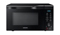 Samsung 1.1 Cu. Ft. Black Stainless Steel Countertop Microwave