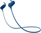 Sony Extra Bass Sport Blue In-Ear Bluetooth Headphones