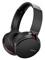 Sony Black Over-Ear Extra Bass Wireless Headphones