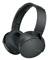 Sony Black Noise-Canceling Extra Bass Wireless Over-Ear Headphones