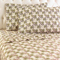 Shavel Micro Flannel King Pinecone Sheet Set