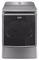 Maytag 9.2 Cu. Ft. Chrome Shadow Gas Dryer