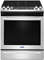 "Maytag 30"" Stainless Steel Slide-In Convection Gas Range"