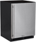 "Marvel 24"" Stainless Steel Compact Freezer"