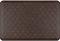 WellnessMats Antique Collection 3x2 Trellis Dark Antique Mat