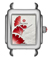 Michele Deco 16 Ginkgo Dial Womens Watch Head