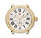 Michele Serein Diamond Gold Womens Watch Head