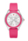 Michele Cape Topaz Hot Pink Womens Watch