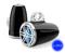 "JL Audio MX-Series 7.7"" Black Gel-Coat Enclosed Tower Coaxial System"