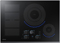 "Samsung 30"" Black Stainless Steel Induction Cooktop"