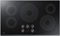 "Samsung 36"" Black Stainless Steel Electric Cooktop"