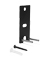 Bose OmniJewel Speaker Black Wall Brackets