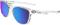 Oakley Trillbe X Sapphire Iridium Polarized Mens Sunglasses